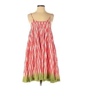 Roberta Freymann Tie-Dye Boho Style Casual Dress